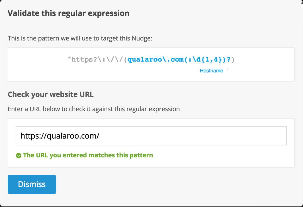 Regular expression for validating hostname